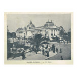Expo 1900, Petit Palais de París de Elysees de los Postal