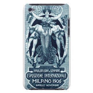 Expo 1906 del International de Milano iPod Touch Cárcasas