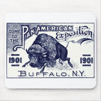 Expo Cacerola-Americana 1901 Tapetes De Ratón