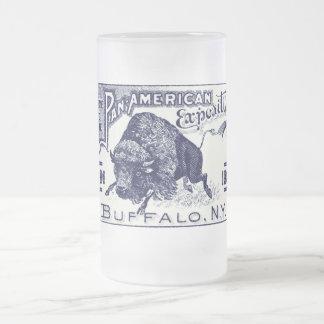 Expo Cacerola-Americana 1901 Taza De Cristal