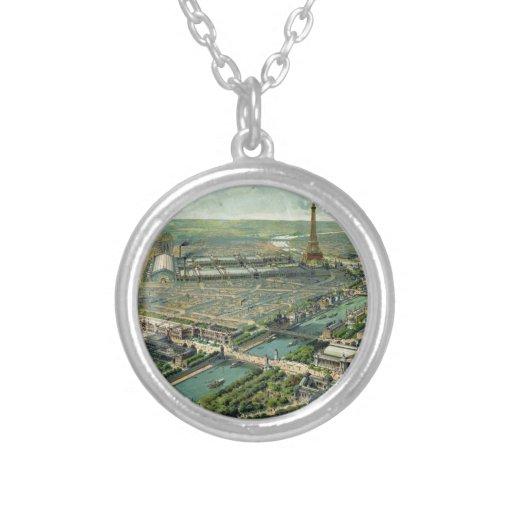 Expo del mundo París 1900 Francia Joyeria