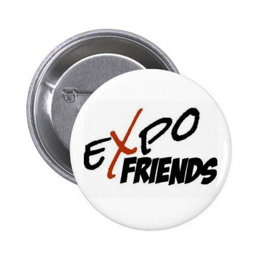 Expo Friends Button