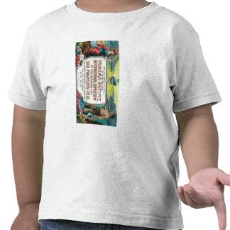 Expo internacional pacífica de Panamá Camiseta