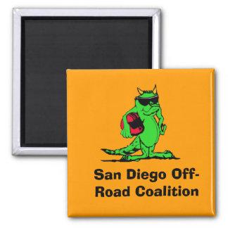 expo_liz, coalición campo a través de San Diego Imán Cuadrado