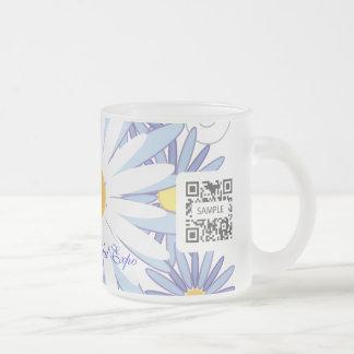 Expo nupcial de la plantilla de la taza de café