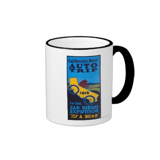 Expo Promotional Poster Mugs