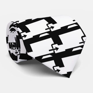 Export Items Pictogram Tie