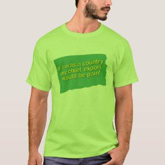export pain T-Shirt