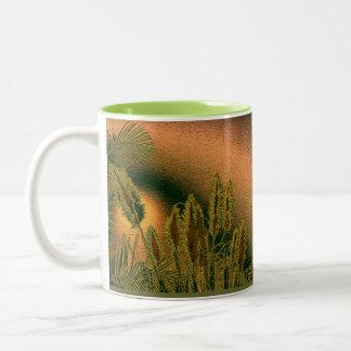 Expose Feelings#4_ Two-Tone Coffee Mug