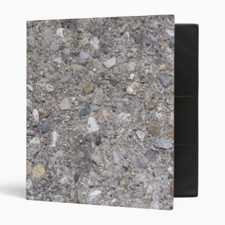 Exposed Aggregate (printed, not made of concrete) Binder