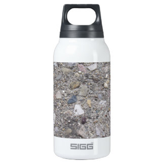 Exposed Aggregate (printed, not made of concrete) Insulated Water Bottle