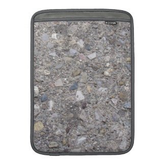 Exposed Aggregate (printed, not made of concrete) MacBook Air Sleeves
