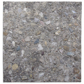 Exposed Aggregate (printed, not made of concrete) Napkin
