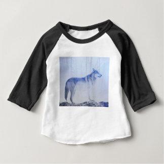 Exposed Wolf Baby T-Shirt