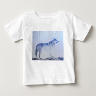 Exposed Wolf Baby T-Shirt