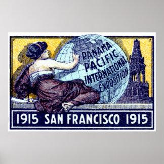 Exposición 1915 de San Francisco Impresiones