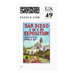 Exposición 1916 de San Diego Envio