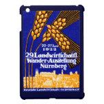 Exposición agrícola 1922 de Nuremberg iPad Mini Fundas