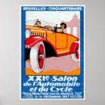 Exposición automotriz 1927 de Bruselas Impresiones