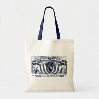 Exposición Cacerola-Americana 1901 Bolsas De Mano