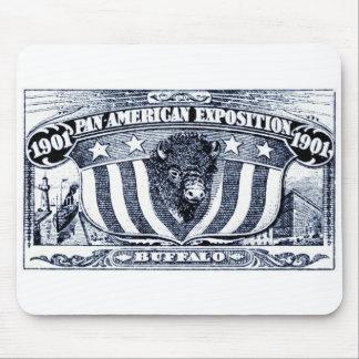 Exposición Cacerola-Americana 1901 Tapetes De Ratones