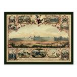 Exposición centenaria postales