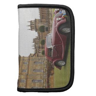 Exposición clásica del coche, palacio de Blenheim Organizador