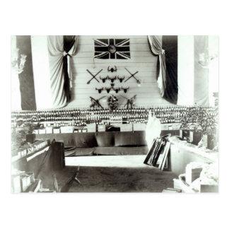 Exposición de Trinidad and Tobago 1890 Postal