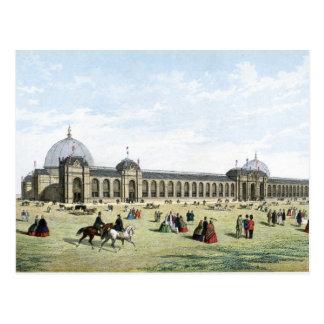 Exposición internacional de 1862 postales