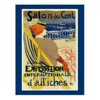 Exposición Internationale del del centavo del DE Postal