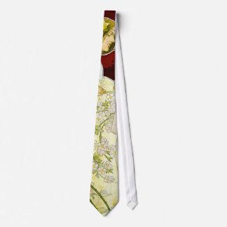 Exposition Palais de la Femme 1900 Neck Tie