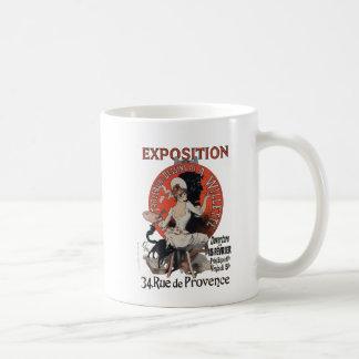 Exposition Rue de Provence Coffee Mugs