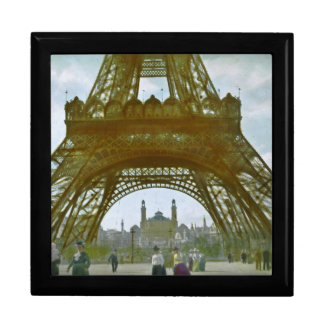 Exposition Universelle Eiffel Tower 1900 Trinket Boxes