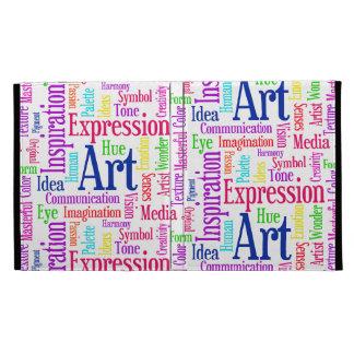 Exprese a su artista de la creatividad colorido