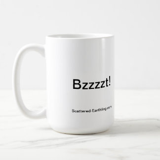 Exprésese las tazas: ¡Bzzzt!