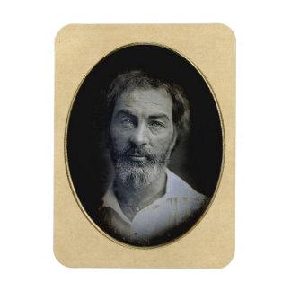 Expresión a los ojos de Walt Whitman Imanes Rectangulares