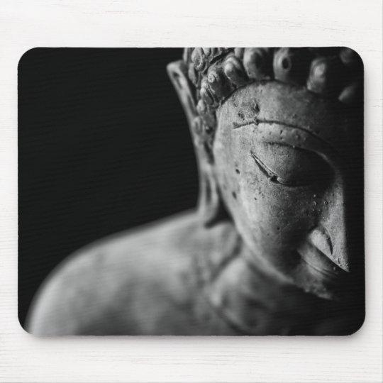 Expresión budista mouse pads