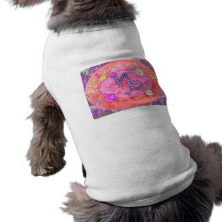 Expresión de GoodLuck del zodiaco de CAPRICON Camisetas De Mascota