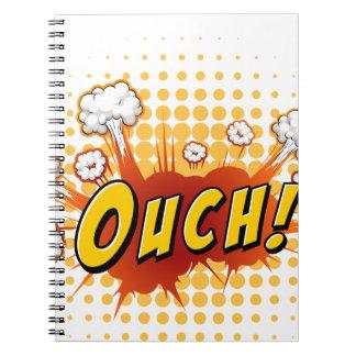Expresión de la palabra cuadernos