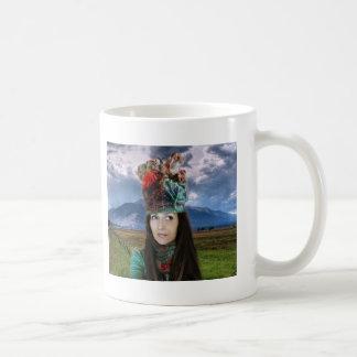 expresiones del gorra taza
