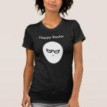 Expresiones faciales felices de Pascua Camiseta