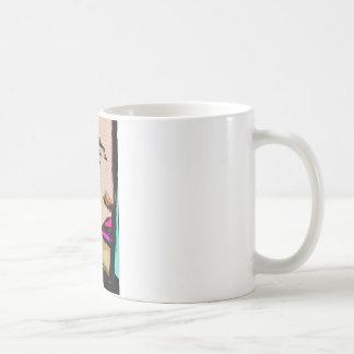 Expresiones femeninas 711 taza de café