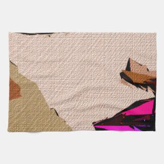 Expresiones femeninas 711 toallas