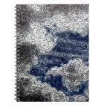 Expresionismo de Digitaces: Acercamiento de la nub Libreta Espiral