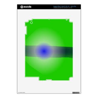 Expresionismo mínimo 2 iPad 3 pegatinas skins