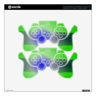 Expresionismo mínimo 2 mando PS3 skins