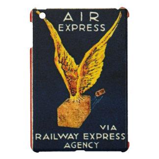 Expreso de aire vía la agencia expresa del