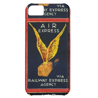 Expreso de aire vía la agencia expresa del carcasa para iPhone 5C