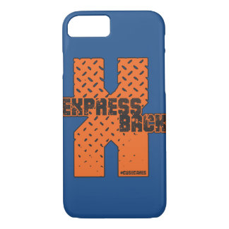 Express Back iPhone 7 Case