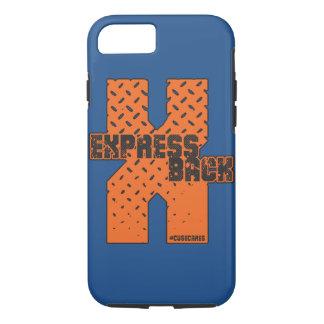 Express Back iPhone 7 Tough Case